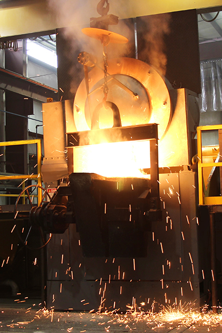 Inductotherm-Steel-Shell